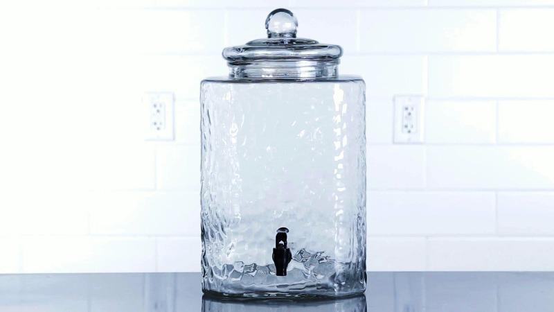Acrylic Beverage Dispenser Amazon