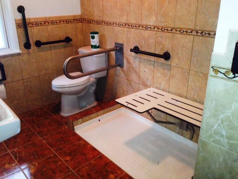 Ada Shower Chair Fold Down – Madison Art Center Design