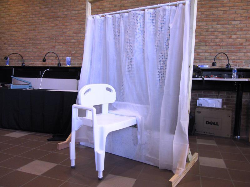 Ada Shower Chair Swivel