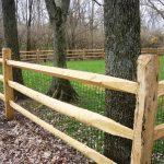 Build Split Rail Fence Gate