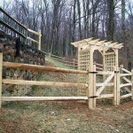 Building A Split Rail Fence Gate