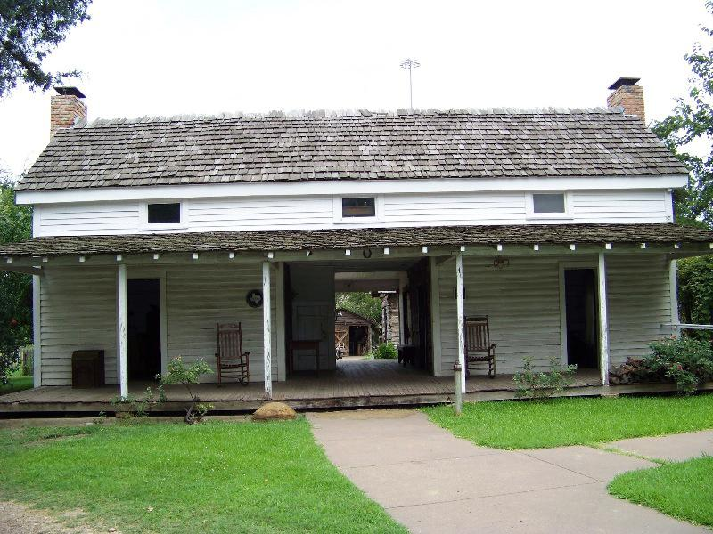Classic Dogtrot House Plans Style