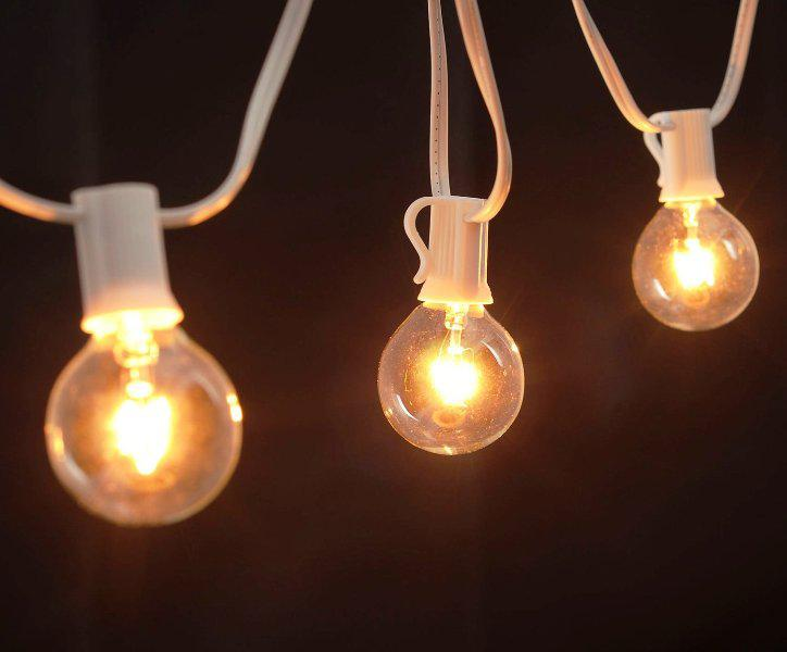 Commercial Quality Outdoor String Lights