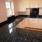 Crema Pearl Granite Kitchen