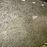 Crema Pearl Granite Sample