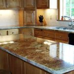 Crema Pearl Granite Slab