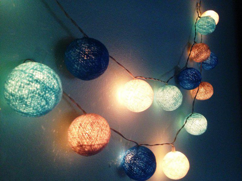 Decorative Commercial Outdoor String Lights