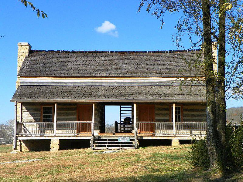 Dogtrot House Plans Southern Living