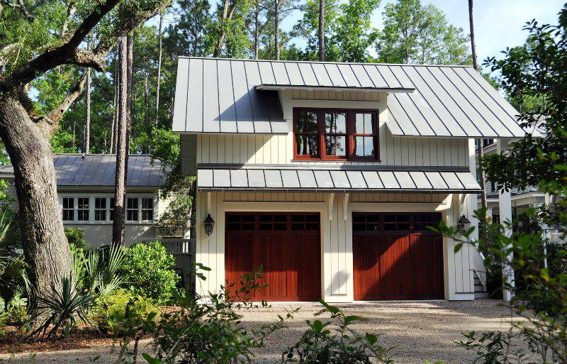 Dogtrot House Plans With Garage