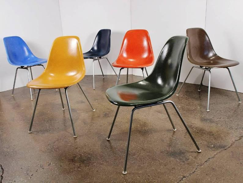 Eames Shell Chair Colors