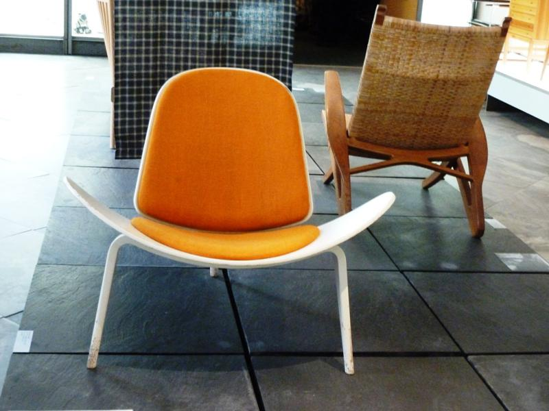 Eames Shell Chair Eiffel Base