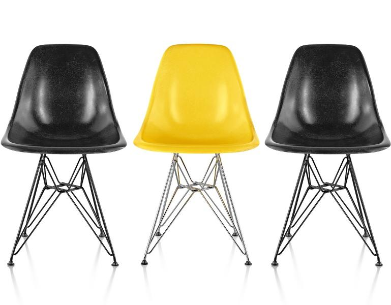 Eames Shell Chair Herman Miller