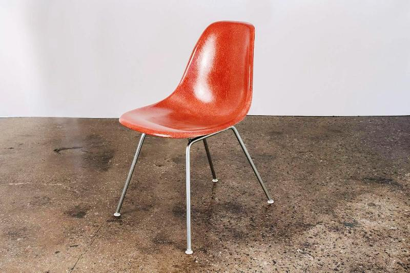 Eames Shell Chair Parts