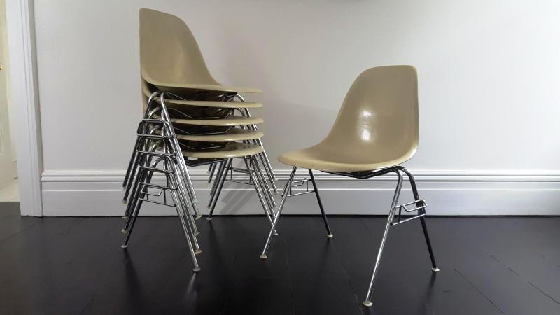 Eames Shell Chair Replacement Parts