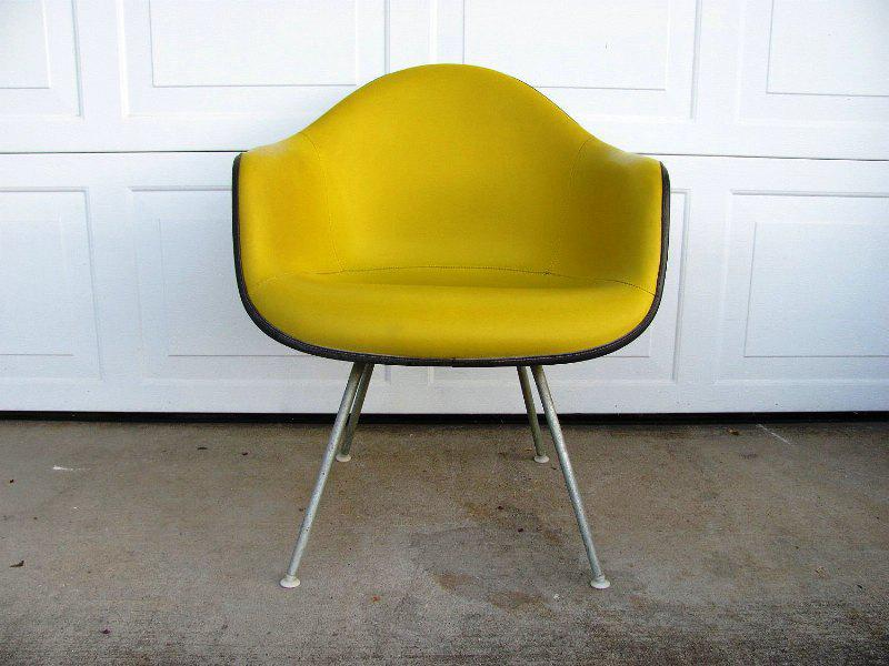 Eames Shell Chair Restoration