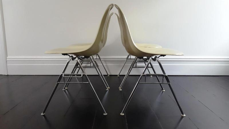 Eames Shell Chair Shock Mounts