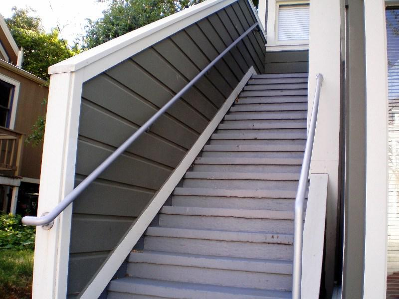 Exterior Stair Railings Images