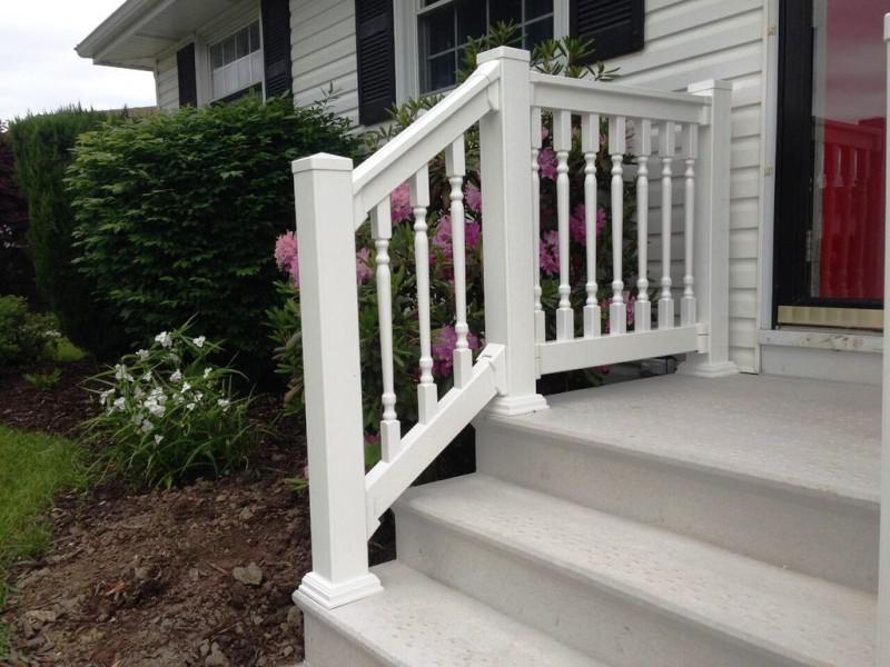 Exterior Stair Railings Near Me