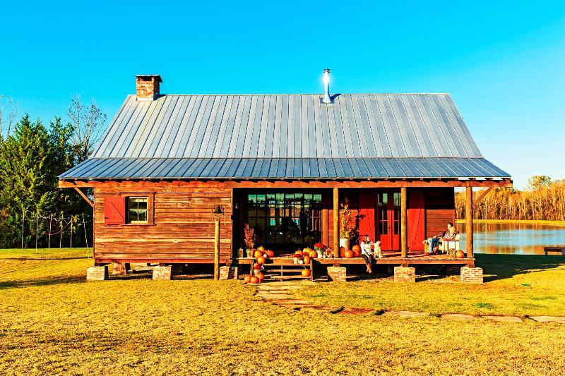 Farm Dogtrot House Plans