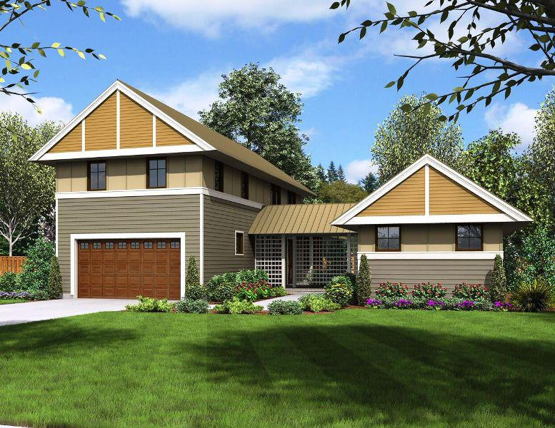Great Dogtrot House Plans