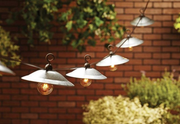 Industrial Commercial Outdoor String Lights