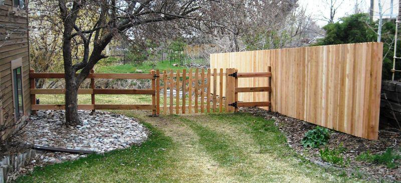 Installing A Split Rail Fence Gate