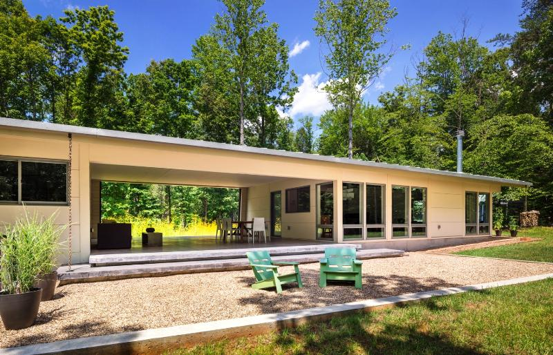 Large Dogtrot House Plans