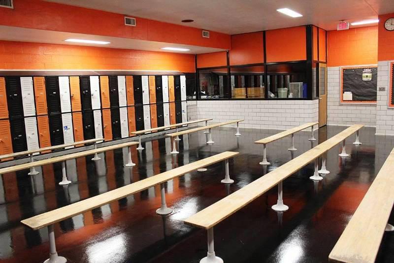 Locker Room Bench Ideas – Madison Art Center Design