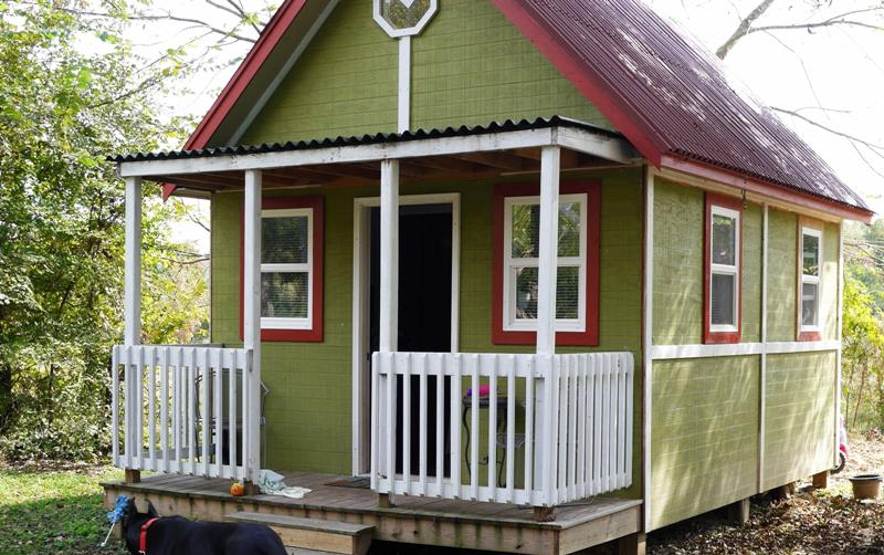Lovely Dogtrot House Plans