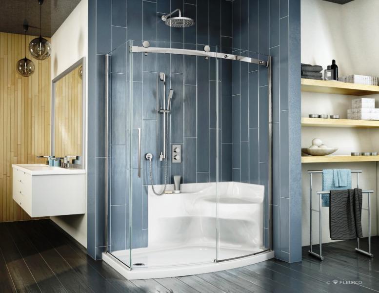Luxury Ada Shower Chair