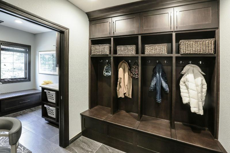 Mudroom Locker Room Bench
