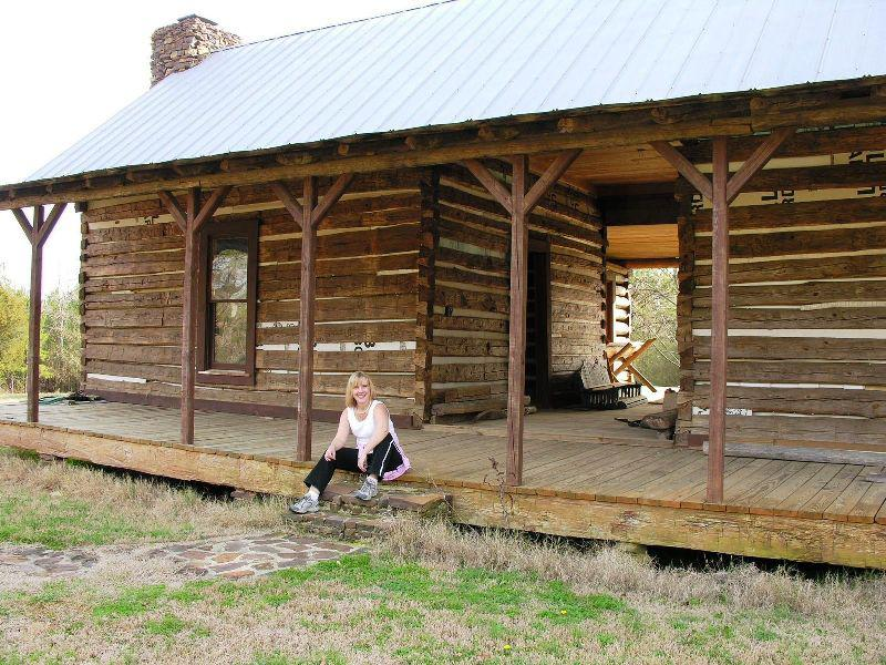 Old Style Dogtrot House Plans