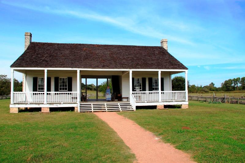 Small Dogtrot House Plans