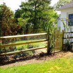 Split Rail Fence Gate Cost