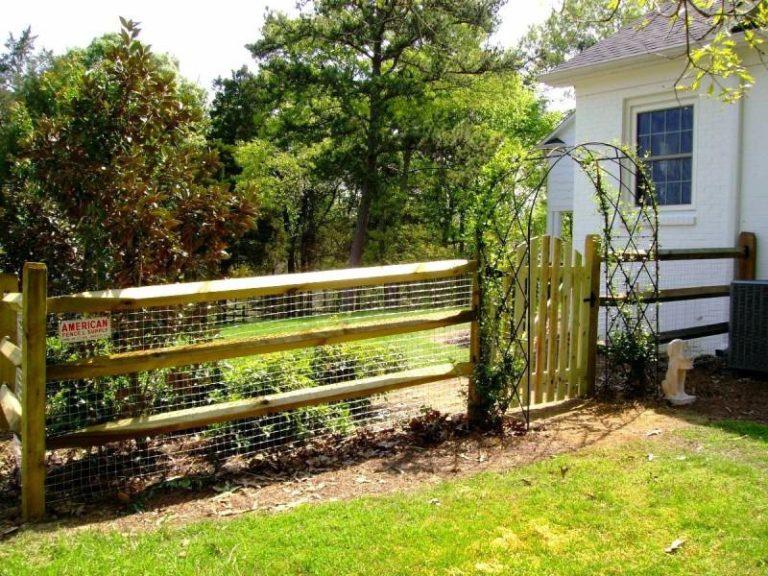 Split Rail Fence Gate Cost