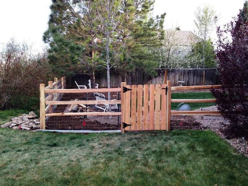 Split Rail Fence Gate Hardware