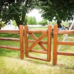 Split Rail Fence Gate Images