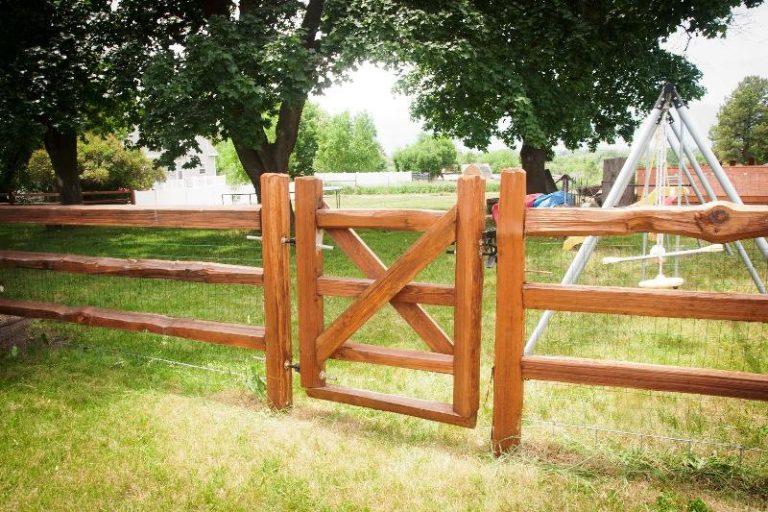 Split Rail Fence Gate Images