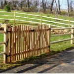 Split Rail Fence Gate Lowes