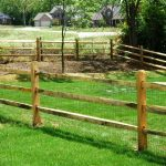 Split Rail Fence Gate Options