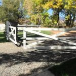 Split Rail Fence Gate Pictures
