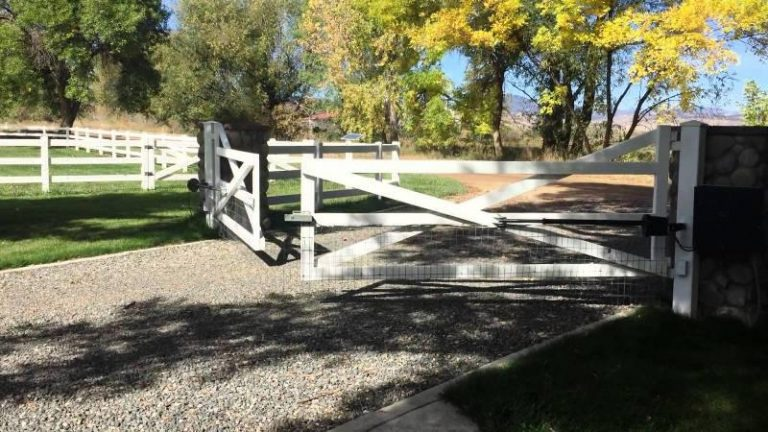 Split Rail Fence Gate Pictures