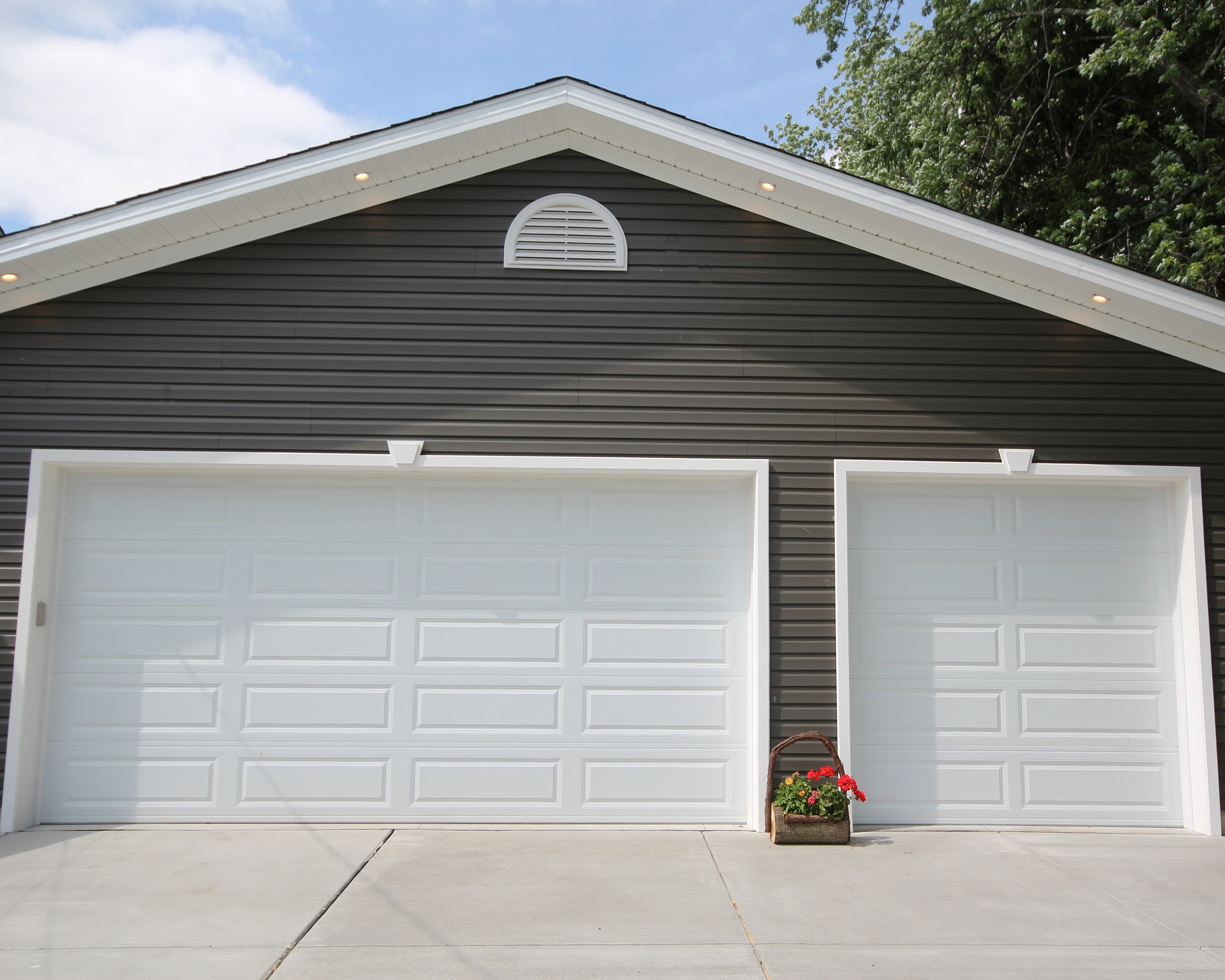 10x10 Metal Garage Door Madison Art Center Design