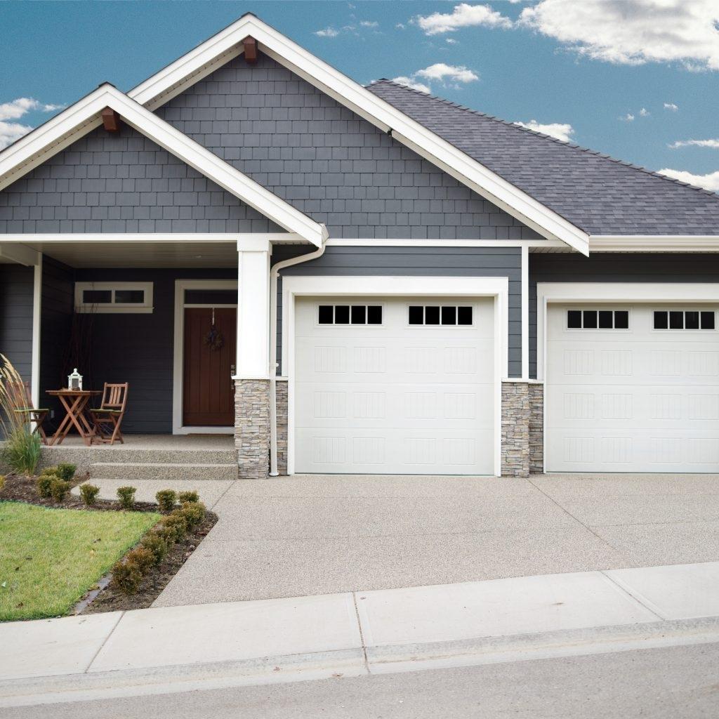 Madison Art Center Design: 10x10 Residential Garage Door