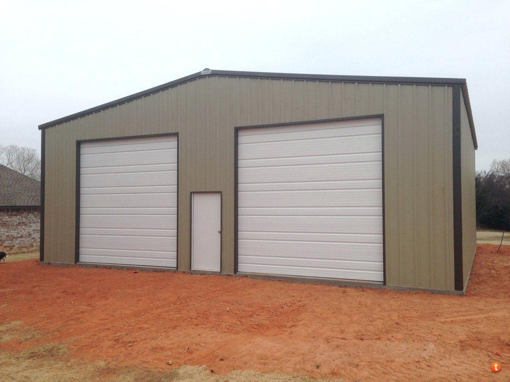 10 Residential Garage Door