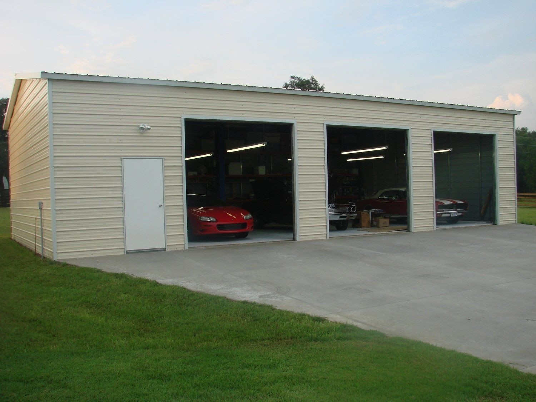 10 X 10 Non Insulated Garage Door Madison Art Center Design