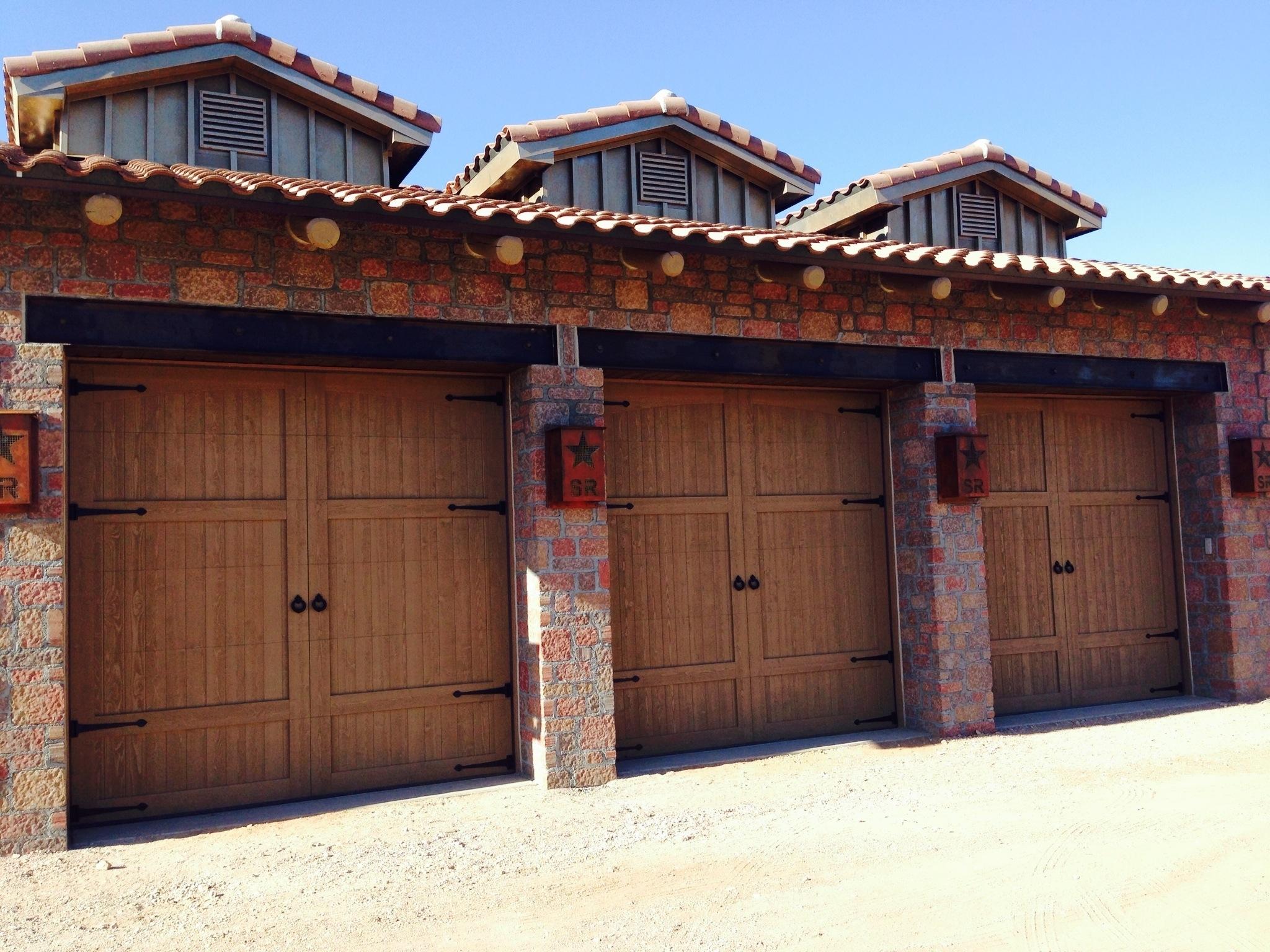 10x10 Residential Garage Door Madison Art Center Design