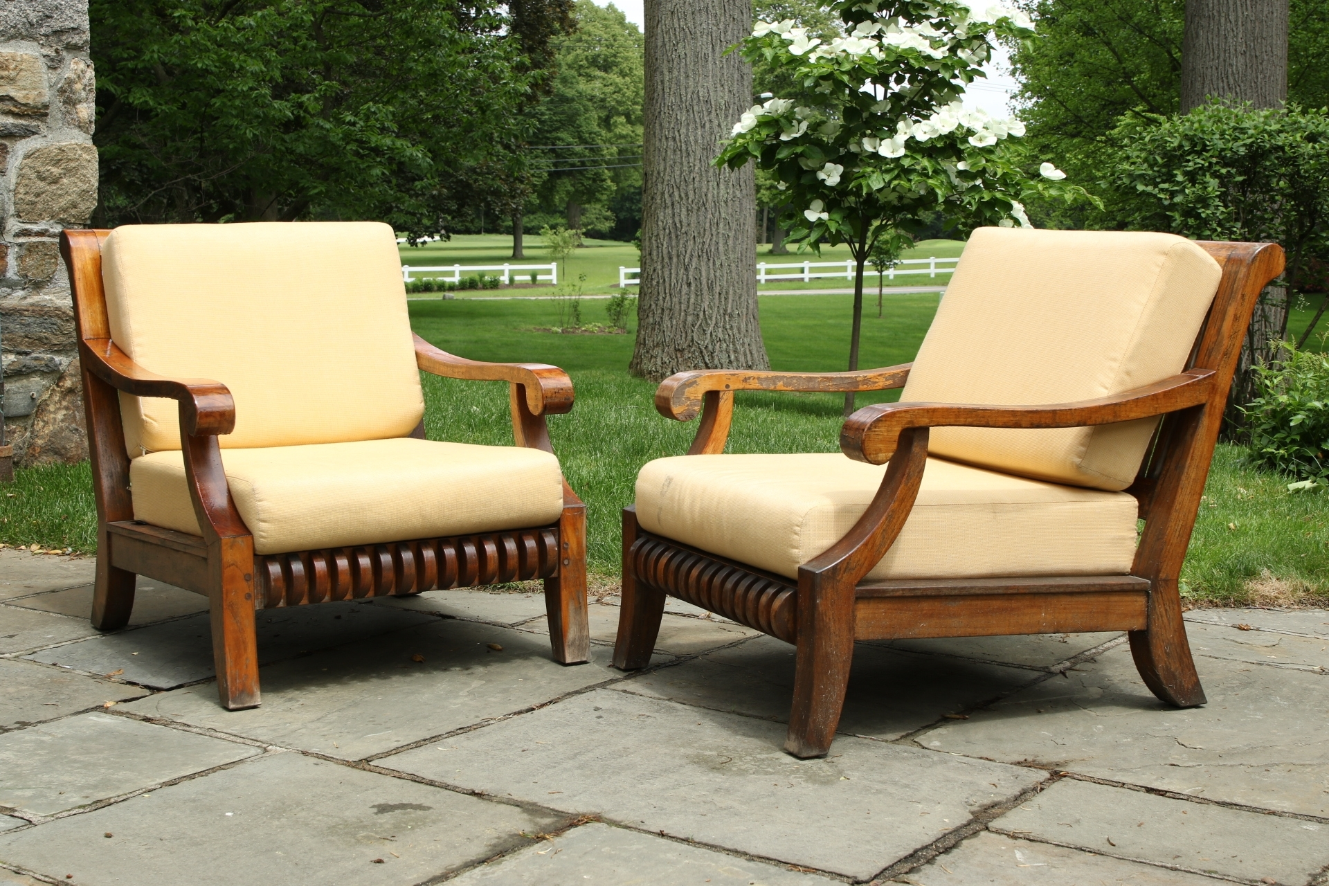 Awesome Teak Smith And Hawken Outdoor Furniture