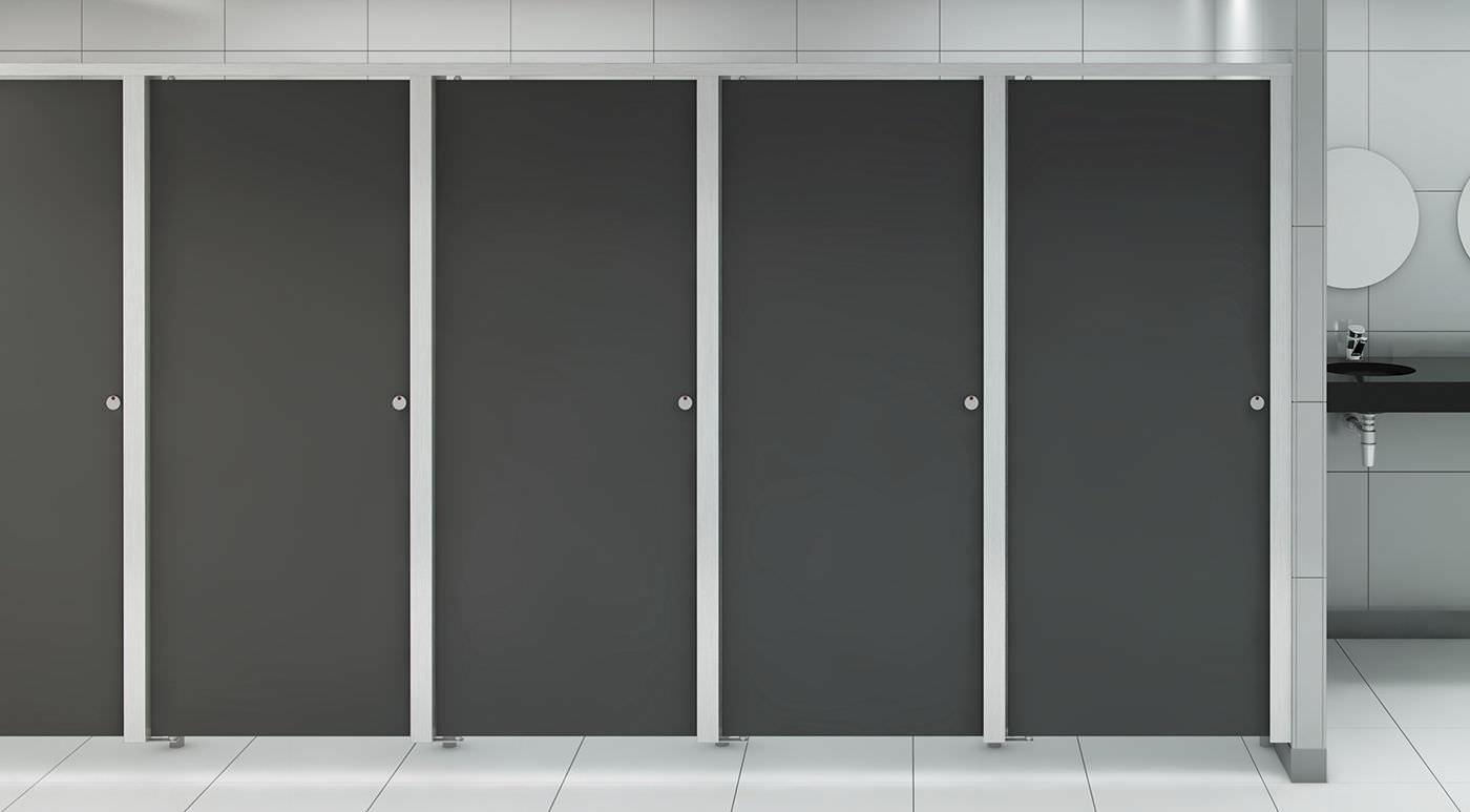To Remove Bathroom Stall Doors Madison Art Center Design