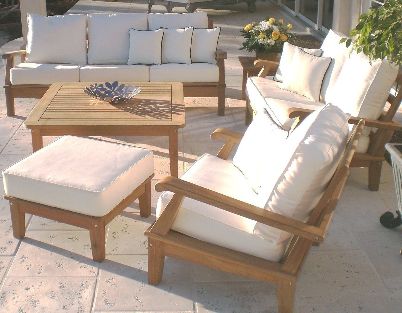Best Teak Smith And Hawken Outdoor Furniture